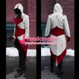 Assassin Creed Kenway Jacket Coat Cosplay Costume Cotton-Linen Tailor-Made[G1586]