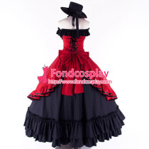 Kuroshitsuji Black Butler Ciel Phantomhive Dress Cosplay Costume Tailor-Made[G745]