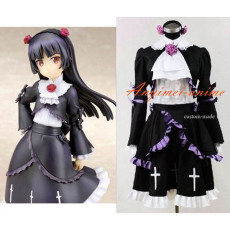 Oreimo Ore No Imouto Kawaii Kirino Kousaka Dress Cosplay Costume Custom-Made[CK1336]