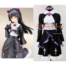 Oreimo Ore No Imouto Kawaii Kirino Kousaka Dress Cosplay Costume Custom-Made[CK1336]