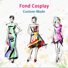Fond Cosplay Custom-Made[G000]