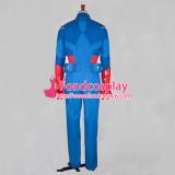 Captain America Steve Rogers Avengers Jacket Coat Movie Cosplay Costume Tailor-Made[G814]