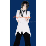 Visual J-Rock Shirt Gothic Punk Jacket Cosplay Costume Tailor-Made[CK915]