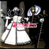 Carnival Of Venice Traditional Italian Clothing Cosplay Costume Custom-Made[G947]