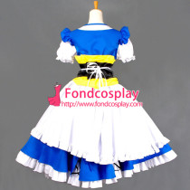 Touhou Project Komachi Onozuka Dress Cosplay Costume Tailor-Made[G752]