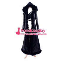 Japan Venitas Jin J-Rock Outfit Gothic Punk Dress Cosplay Costume Tailor-Made[G890]
