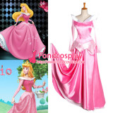 Sleeping Beauty Princess Aurora Dress Movie Cosplay Costume Custom-Made[G1014]