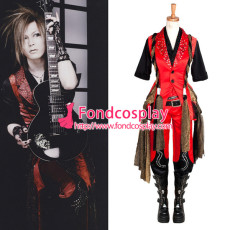 Gazette -Uruha Gazette Costume Visual Cosplay Costume Tailor-Made[G1125]