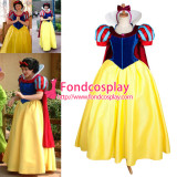 Snow White Princess Dress Cape Movie Costume Cosplay Tailor-Made[G1227]