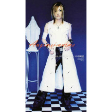 Gazette Uruha Suit Visual J-Rock Cosplay Costume Tailor-Made[G152]