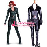 The Avengers Romanoff/Black Widow Scarlett Johansson Movie Costume Cosplay Custom-Made[G850]