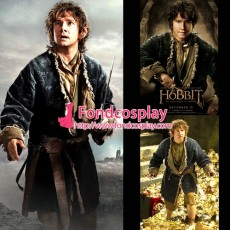 The Hobbit-Desolation Of Smaug-Bilbo Costume Cosplay Tailor-Made[G1399]