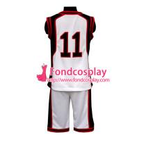 Kuroko'S Basketball Jerseys Kuroko Tetsuya Cosplay Costume Custom-Made[G735]