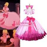 Princess Tiana-The Princess And The Frog- Movies Dress Costume Tailor-Made[G1646]