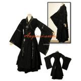 Gothic Lolita Punk Fashion Dress Japan Kimono Cosplay Costume Tailor-Made[CK1050]