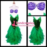 The Little Mermaid-Ariel Skirt Cosplay Costume Tailor-Made[G1409]