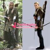 The Hobbit-Desolation Of Smaug-Mirkwood Legolas Costume Cosplay Tailor-Made[G1290]