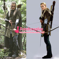 The Hobbit-Desolation Of Smaug-Mirkwood Legolas Costume Cosplay Tailor-Made[G1290]