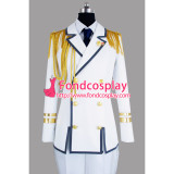 Shining All Star Quartet Ight Suit Cosplay Costume Tailor Made[G875]