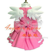 Cardcaptor Sakura Kinomoto Sakura Outfit Dress Cosplay Costume Tailor-Made[CK831]