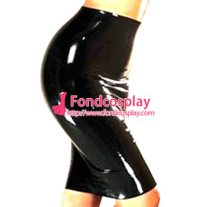 Sissy Maid Pvc Skirt Cosplay Costume Tailor-Made[G3702]
