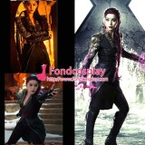 X-Men Days Of Future Past Clarice Ferguson Blink Movie Cosplay Costume Tailor-Made[G1476]