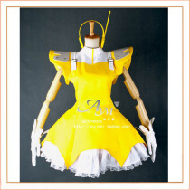 Cardcaptor Sakura Kinomoto Sakura Dress Cosplay Costume Tailor-Made[CK1208]