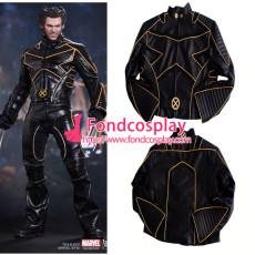 X-Men Wolverine Logan Coat Leather Jacket Game Movie Cosplay Costume Custom-Made[G880]