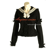 Gothic Lolita Punk Fashion Shirt Jacket Coat Cosplay Costume Tailor-Made[CK996]