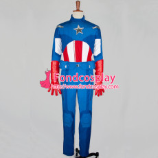 Captain America Steve Rogers Avengers Jacket Coat Movie Cosplay Costume Tailor-Made[G814]