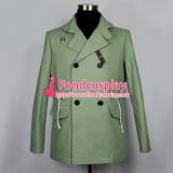 Sherlock Holmes Dr.Watson John Watson Jacket Coat Bbc Tv Cosplay Costume Custom-Made[G801]