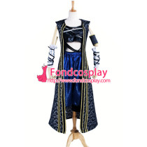 Venitas-Nega J-Rock Outfit Jacket Coat Gothic Punk Cosplay Costume Tailor-Made[G889]