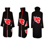 Naruto Uchiha Itachi Coat Jacket Costume Cosplay Tailor-Made[CK157]