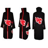 Naruto Uchiha Itachi Coat Jacket Costume Cosplay Tailor-Made[CK157]