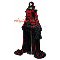 Chobits Freya Chobits Dark Chii Dress Cosplay Costume Tailor-Made[G385]