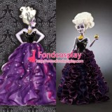 The Little Mermaid Ursula'S Sea Witch Dress Cosplay Costume Tailor-Made[G1321]