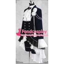 Kuroshitsuji Black Butler Formal Dress Jacket Pant Cosplay Costume Tailor-Made[CK1449]