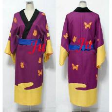 Silver Soul Takasugi Shinsuke Japan Kimono Cosplay Costume Tailor-Made[CK769]