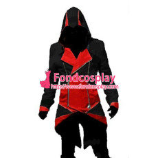 Assassin Creed Kenway Cotton-Linen Jacket Coat Cosplay Costume Tailor-Made[G810]