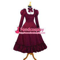Gothic Lolita Sweet Cotton Dress Cosplay Costume Tailor-Made[G1064]