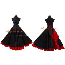 O Dress The Story Of O With Bra Tafetta Long Dress Cosplay Costume Tailor-Made[G425]