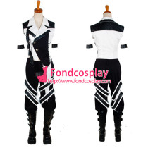 Japan Gazette Reita Visual J-Rock Suit Jacket Cosplay Costume Tailor-Made[G313]
