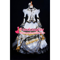 Versailles Hizaki Visual J Rock Outfit Dress Cosplay Costume Custom-Made[G730]
