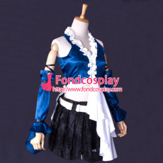 Final Fantasy Ffx-2 Yuna Dress Final Fantasy Vii- Cloud Strife Cosplay Costume Tailor-Made[G014]