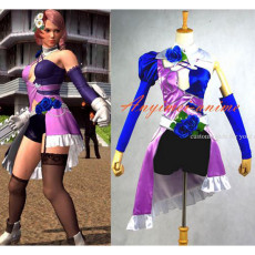 Tekken 6 Alisa Princess Dress Cosplay Costume Tailor-Made[G653]