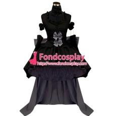 Chobits-Freya Chobits Dark Chii Dress Cosplay Costume Tailor-Made[G442]