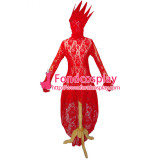 Lady Gaga  Red Lace Dress Cosplay Costume Tailor-Made[G1063]