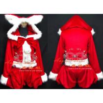 Christmas Party Chobits Chii Cardcaptor Sakura Dress Cosplay Costume Custom-Made[G552]