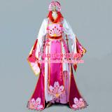 Tsubasa Sakura Outfit Dress Cosplay Costume Tailor-Made[G747]
