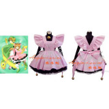 Cardcaptor Sakura Kinomoto Sakura Dress Cosplay Costume Tailor-Made[CK398]